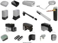 Приводы и автоматика для секционных ворот