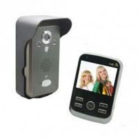 Беспроводные видеодомофоны